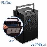 Deumidificatore domestico BRITANNICO robusto deumidificante rapido Refrigerant portatile