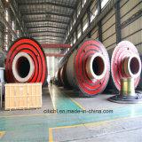 Sabbia di vendita calda del silicone della Cina che frantuma la macchina grezza del laminatoio