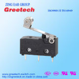 自動車産業で使用される小さいちり止めの小型マイクロスイッチ