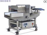 Machine de découpage horizontale de blanc de poulet