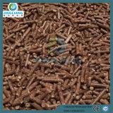 上の製造のわらの餌の製造所の生物量か木またはおがくずまたはやし機械