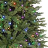 Albero di Natale artificiale dell'abete di Pre-Lit LED Monterey da 12 piedi con gli indicatori luminosi cambianti di colore (MY100.076.00)