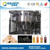 Machine recouvrante remplissante de boissons carbonatées complètement automatiques