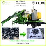 Вырезывание автошины Bao используемое сталью неныжное и машина рециркулировать для сбывания