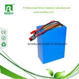 batteria ricaricabile dello Li-ione 48V 18650 10ah per il motorino di mobilità