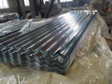 Гальванизированный лист металла толя стального листа углерода рифлёный
