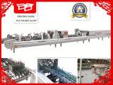 Carpeta Gluer de la máquina de fabricación de cartón de Xcs-650PC