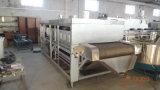 La vis de jumeau d'acier inoxydable a soufflé machine d'extrudeuse de casse-croûte de maïs