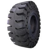 중국 공장 수출 17.5-25 단단한 OTR 타이어, 바퀴 로더는 17.5-25를 피로하게 한다
