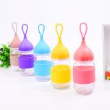 Neue Glaswasser-Flasche der Entwurfs-Form-300ml (CHB8006)
