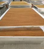 Almofada refrigerar evaporativo da casa da exploração agrícola