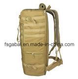 Morral táctico del bolso de Trave de los deportes del camuflaje militar de Mochila del poliester