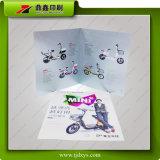 잡지 책 62 인쇄하거나 다채로운 인쇄 책 공급자