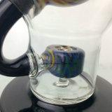 Il vetro di vetro dei tubi di acqua di nuovo arrivo convoglia l'uovo favoloso con la giuntura femminile di Perc 14.5mm della tabella