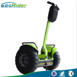 Ecorider Two Wheel Self Balancing Off Road Sagway Golf Scooter Stand up Electric Golf Scooter