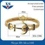 De nieuwe Gouden Juwelen van de Armband voor Mensen