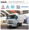 De Vrachtwagen van de Tractor van Italië Iveco Hongyan 380HP 6X4