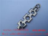 Extracteur de tirette adapté aux besoins du client par métal argenté d'accessoires de sac à main