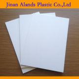 Feuille rigide de PVC de mousse de feuille noire de PVC