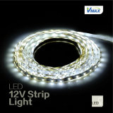 Tira LED Flexible (12V-3528-60-IP2O RED)