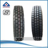 Doppelte Straßen-Reifen, Longmarch Schlussteil-Reifen für LKWas 11r22.5