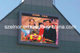 Contemporary Energy Saving P8 Outdoor Full Color LED Display