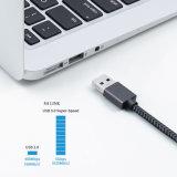 Cable 2017 de datos del USB C para los dispositivos del USB C