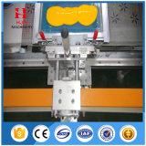 Stampatrice automatica a base piatta dello schermo della tessile per vestiti