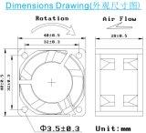 Df4028 Ventiladores 냉각팬 DC 팬 40X40X28mm
