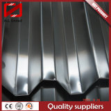 Lamiere sottili d'acciaio del tetto dello zinco di alluminio ondulato di colore