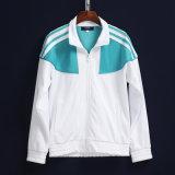 Windbreaker fait sur commande de jupe de sport d'uniforme scolaire d'impression de logo