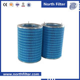 Filter van de Patroon van de Impuls van de polyester de Zelfreinigende Middelgrote