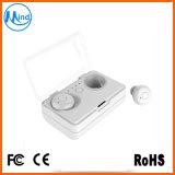 В-Уха наушников Bluetooth уменьшения шума бутоны уха Bluetooth V4.1 беспроволочного миниого стерео беспроволочные