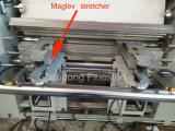 أنبوبيّة غطاء دكاكة آلة من نسيج معدّ آليّ
