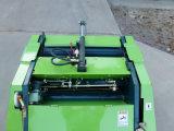 O melhor 25kgs popular empacota prensas redondas do feno de 800mm mini