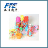 Promotion Giftのための党Item Colorful Party Snow Christmas Snow Spray