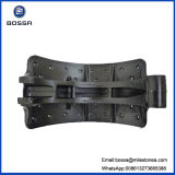 Sand Casting Brake Shoe for Hino, Benz, Scania, Daf, Nissan, Man