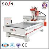 Мебель Sosn тяжелая делая маршрутизатор CNC для древесины высекая и режа