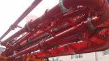 Caminhão de colocação novo barato da bomba concreta da altura do projeto 33m com crescimento