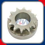 Roda dentada chapeada zinco do 9001:2008 do ISO