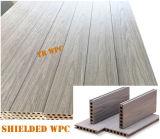 Nuovo Decking composito di plastica di legno