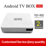 Kundenspezifischer Service-Vierradantriebwagen-Kern androider Kasten Fernsehapparat-2k/4k