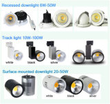 Dimmable LED Downlightのための排気切替器160mm 30W Dimmable LED Downlight