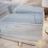 Steel galvanizzato Floor Grating per Stairs Tread
