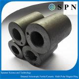モーターのための堅い亜鉄酸塩の永久マグネットリング