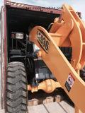 1.7 CBMのバケツが付いている3t高性能の構築の車輪のローダー