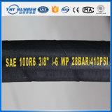 Hydraulischer Gummischlauch von SAE100 R6