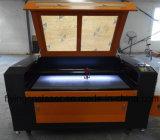 Estaca de alta velocidade do laser do CO2 e máquina de gravura para MDF/Acrylic
