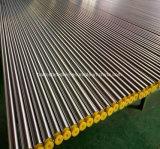 De hete Verkoop walste 304 304L Naadloze Buizen van het Roestvrij staal koud