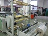 Sellado automático de alta velocidad lateral plástico Máquina para hacer bolsas